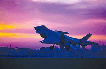 科技排头兵|歼-20展翅,飞出空天新航迹